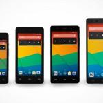 Los nuevos teléfonos móviles BQ Aquaris E